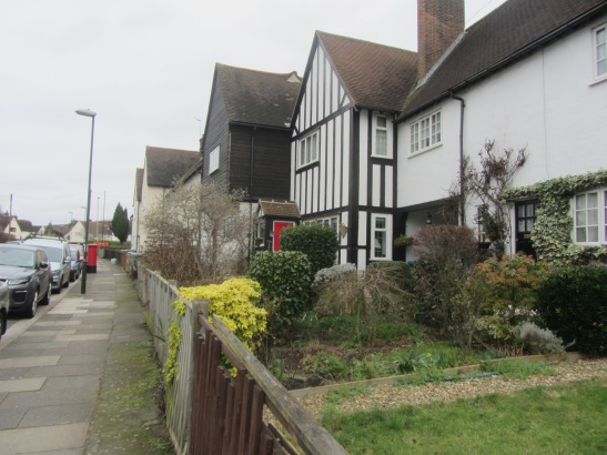 Well Hall Estate today